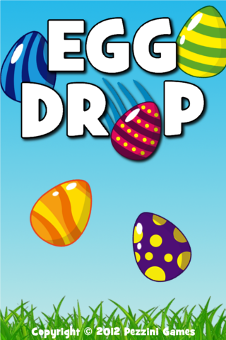 easter egg drop